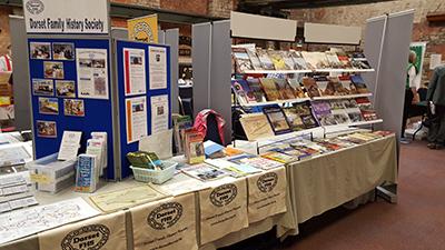 Dorset Family History Society Open Day 30th Anniversary