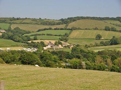 "Dorset Countryside"" hspace="