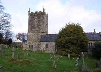 St Mary's Church, Belstone