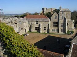 """Carisbrooke Castle"""" hspace="""