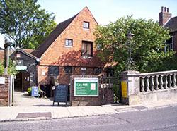 """City Mill, Winchester"""" hspace="""