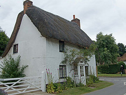 "Cottage in Penton Mewsey"" hspace="