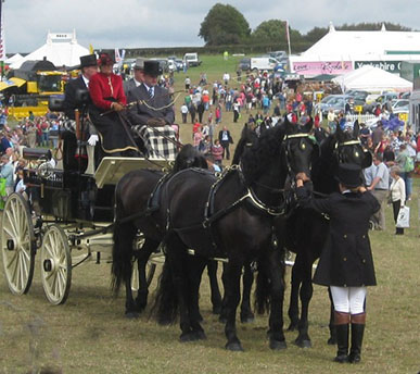 "County Show, Dorchester"" hspace="