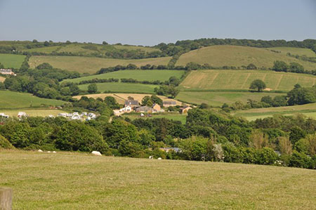 "Dorset Countryside"" hspace="