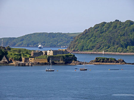 "Drakes Island, Plymouth Sound"" hspace="