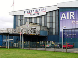 "Fleet Air Arm Museum"" hspace="