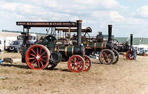 Great Dorset Steam Fair Tarrant Hinton