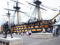 "HMS Victory"" hspace="