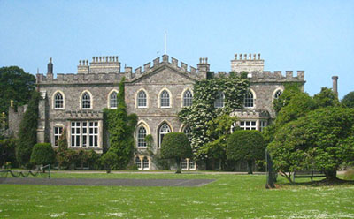 "Hartland Abbey"" hspace="