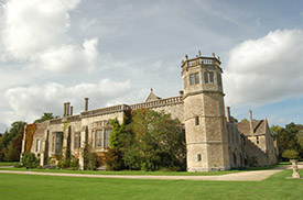 "Lacock Abbey"" hspace="