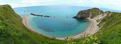 Man of War Bay, Dorset