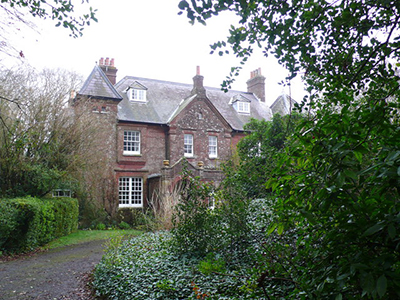 "Max Gate, home of Thomas Hardy"" hspace="