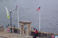 "Mayflower steps, Plymouth"" hspace="