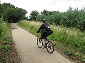 "NCN 23 cycle path"" hspace="