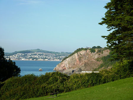 "One of the many views in Torquay"" hspace="