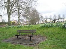 Oram's arbour, Winchester