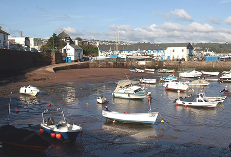 """Paignton Harbour """" hspace="""