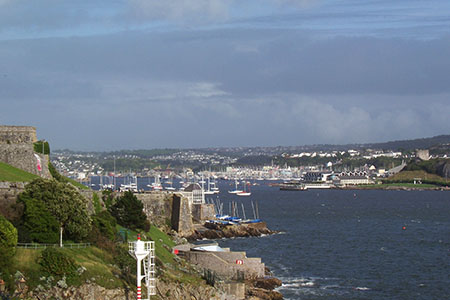 Plymouth – the city from which the modern world was formed