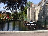"River Anton, Andover"" hspace="