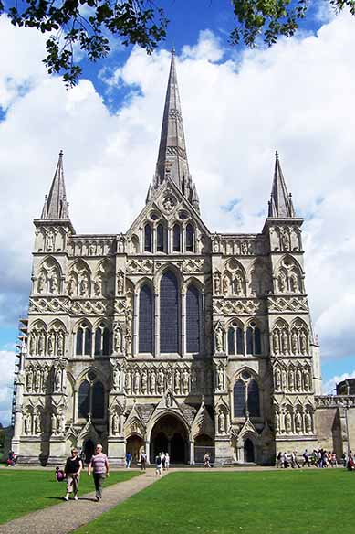 Magnificent Salisbury Cathedral