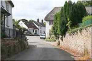 Sampford Courteney is a pretty village in Devon