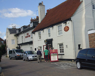 "Sloop Inn, Wootton Bridge"" hspace="