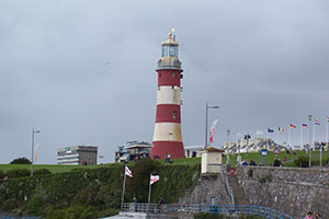 Smeatons Tower, Plymouth's lighthouse
