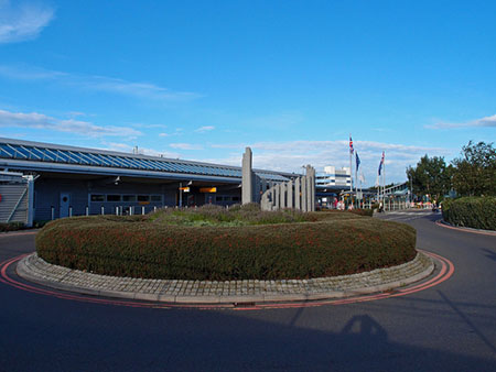 "Southampton International Airport"" hspace="