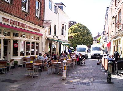 The Square, Winchester