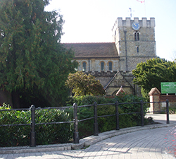 St Peter's Church, Petersfield