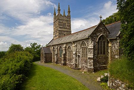 """Stowford Church"""" hspace="""