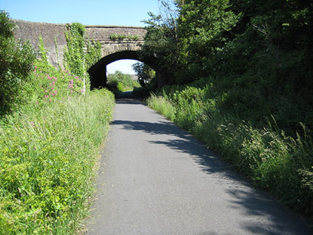 "The Tarka Trail near Bideford"" hspace="