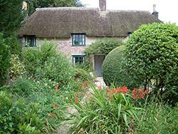"""Thomas Hardy Cottage, Upper Bockhampton"""" hspace="""