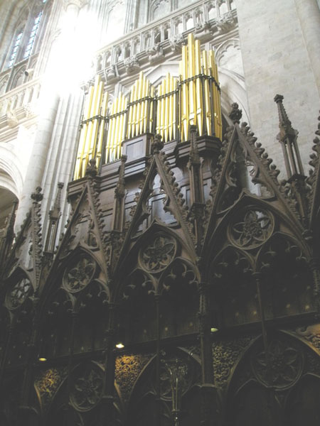 Winchester Cathedral Organ