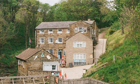 YHA Boggle Hole, Robin Hood's Bay, North Yorkshire