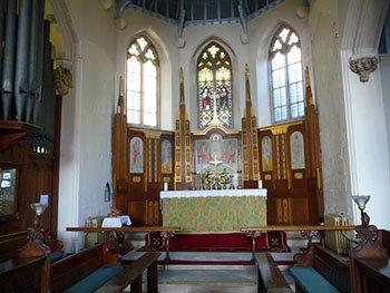 All Saints Church Brixham