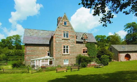 Bridges Hostel, Ratlinghope, Shropshire