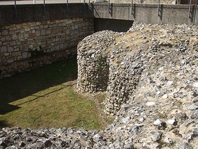 Excavations at Wnchester Castle