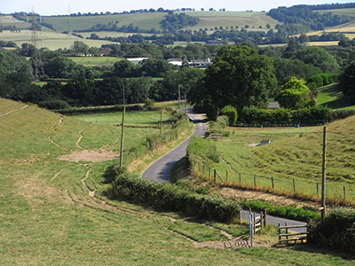 """Downland East Meon' """" hspace="""