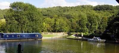 Dundas Aqueduct - Kennet and Avon Canal