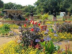 "Garden at Osborne House"" hspace="