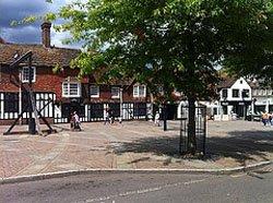 George Hotel, High St, Crawley, Sussex
