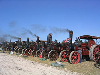 "Great Dorset Steam Fair"" hspace="