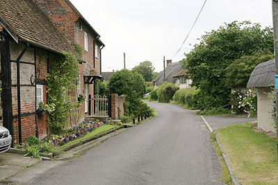 "Homington in the Chalke  Valley"" hspace="