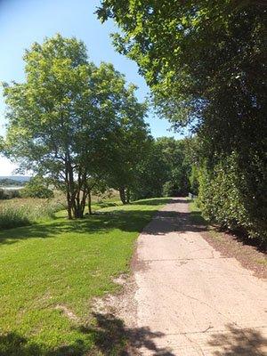 "Isle of Wight Coastal Path"" hspace="