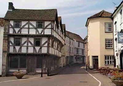 """King John's Hunting Lodge, Axbridge"""" hspace="""