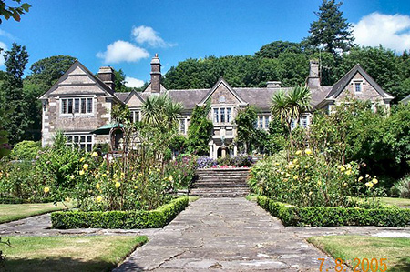 "Lewtrenchard Manor "" hspace="