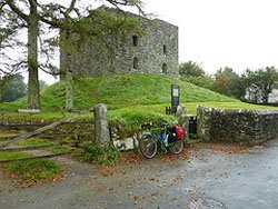 """Lydford Castle"""" hspace="""