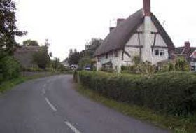 Pretty villages with their thatched cottages down long winding lanes