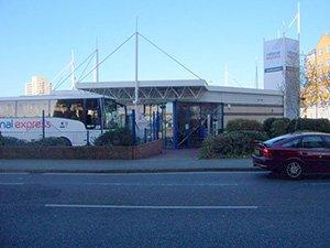 National Express Bus Station Southampton